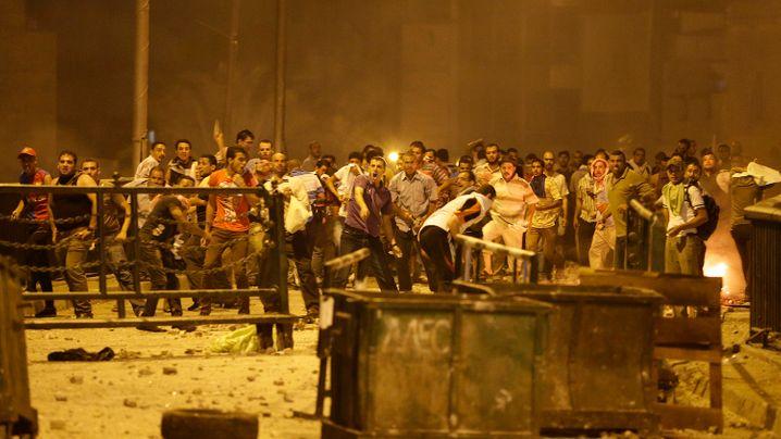 Proteste von Mursi-Anhängern: Blutige Nacht in Kairo