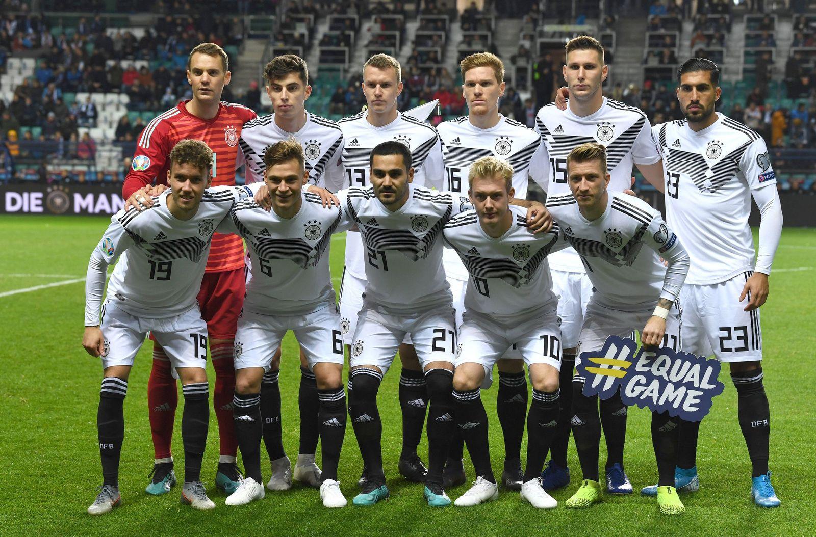 Estland - Deutschland DFB-Team