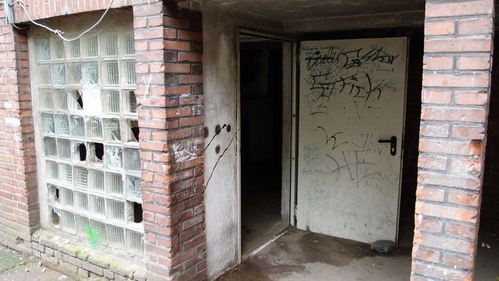 Roma-Haus in Duisburg: Acht Stockwerke Elend