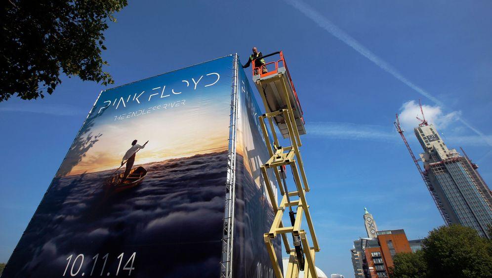 Neues Pink-Floyd-Album: Das Rad angehalten