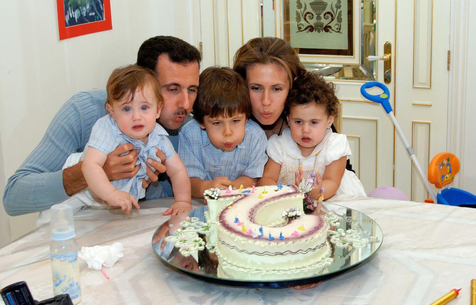 Assad Family Album