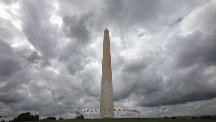 Ostküsten-Beben: Sorge um das Washington Monument