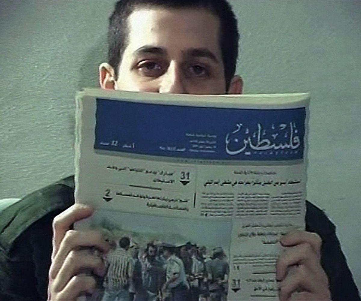 Galid Shalit hamas video