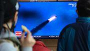 Nordkorea testet erneut Raketen