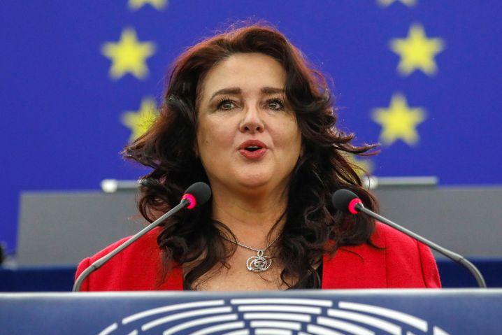 EU-Kommissarin für Gleichstellung, Helena Dalli