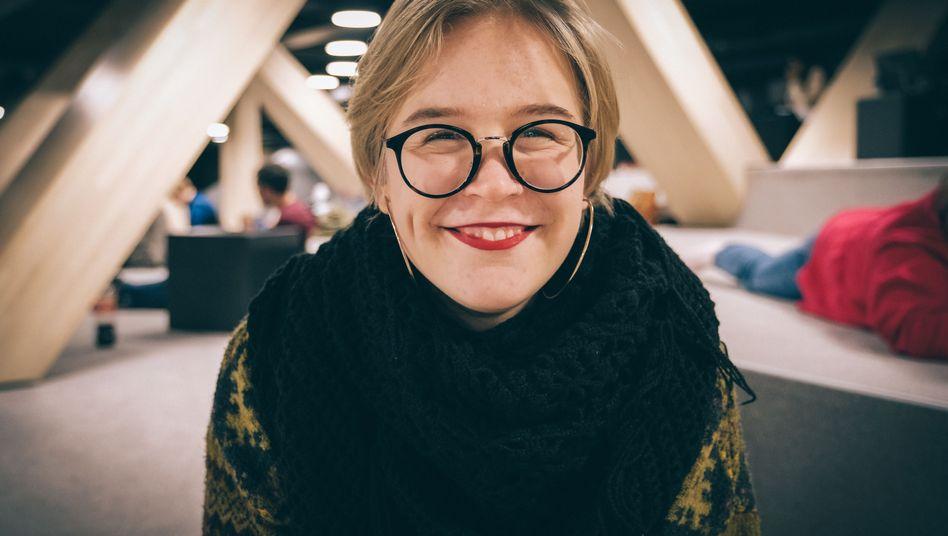 Maija, 19, aus Finnland