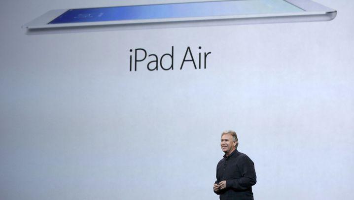 Neue Hardware: Apple zeigt iPad Air und neue MacBook Pros