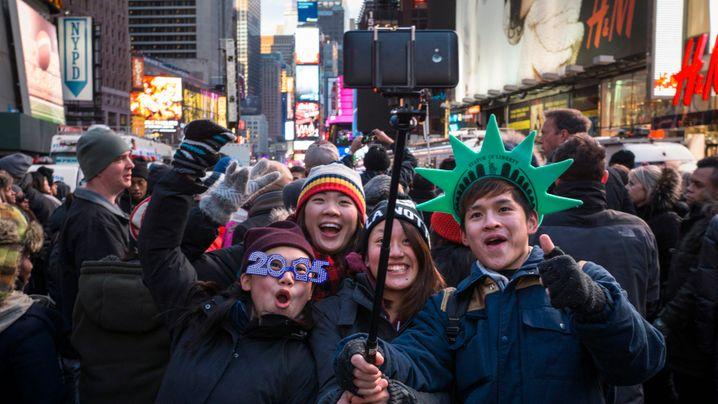 Foto-Ranking: Die zehn beliebtesten Orte für Selfies