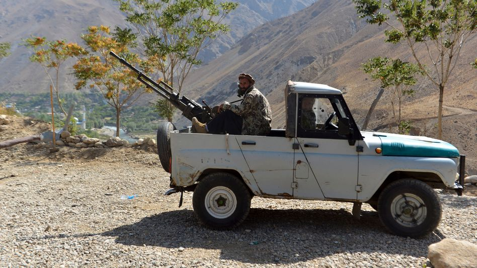 Milizionäre im Pandschirtal (Archivbild)