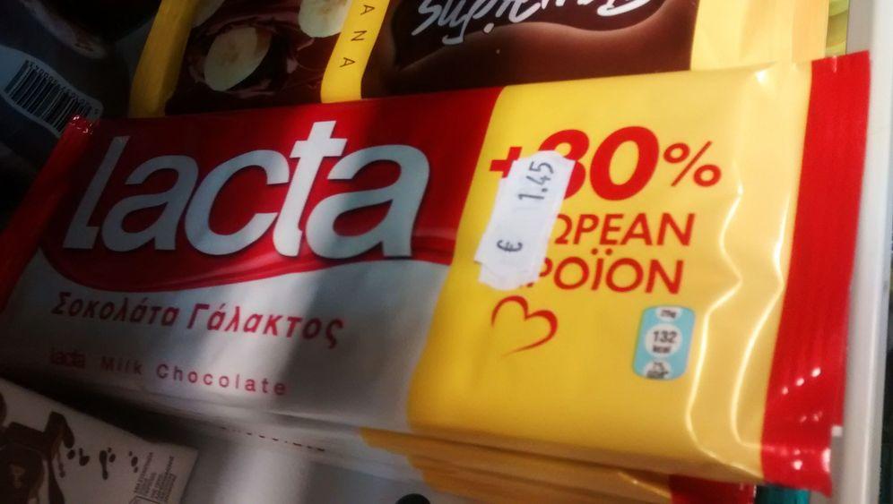 Neue Mehrwertsteuer in Griechenland: Preisschildchen, wechsel dich!