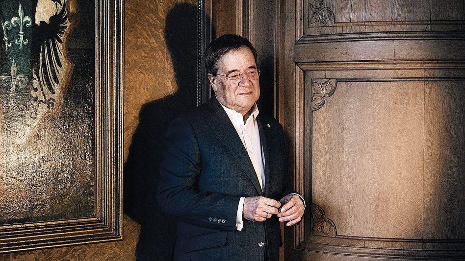 CDU-Chef Laschet: »Wer treibt mich denn?«