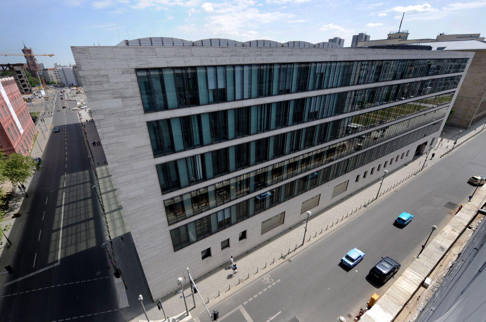 NICHT VERWENDEN Auswärtiges Amt / Gebäude