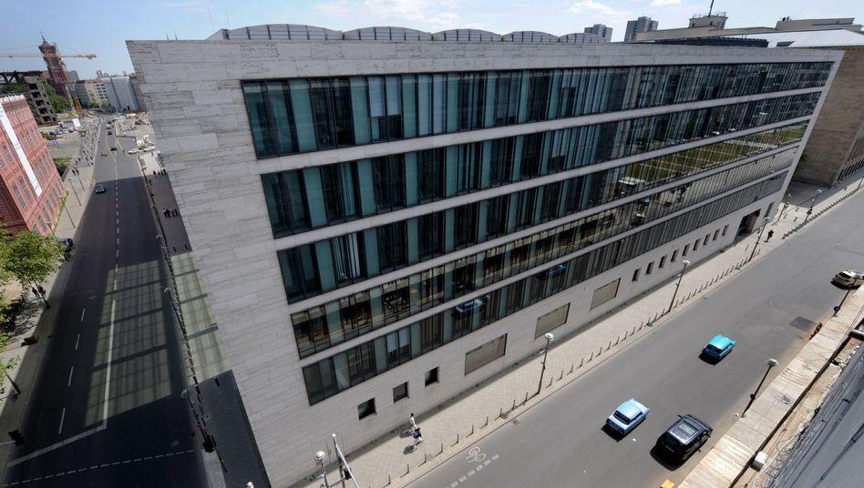 Auswärtiges Amt in Berlin: Schwierigkeiten mit der Aufarbeitung der Vergangenheit