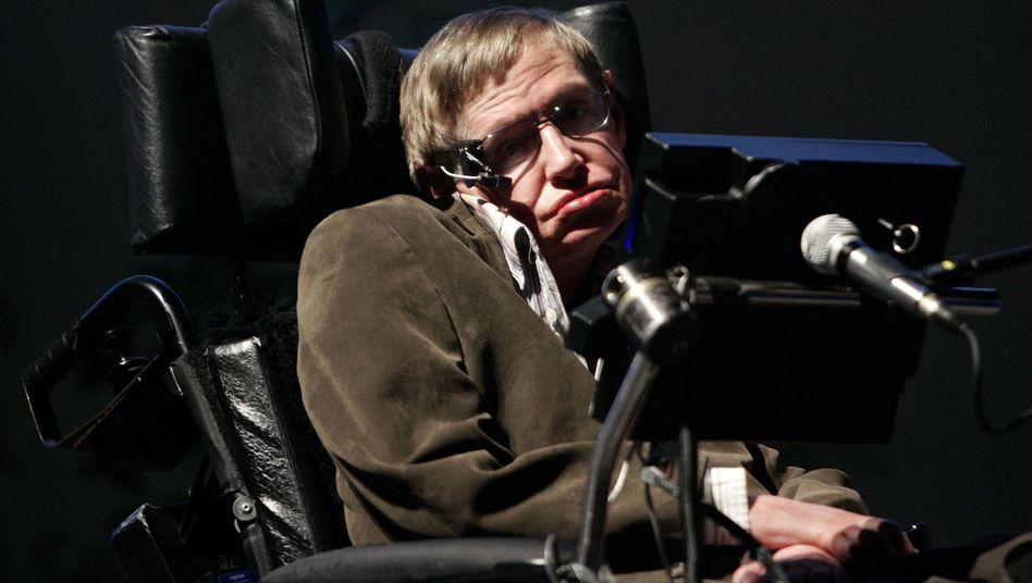 Stephen Hawking: Gott nicht nötig für Entstehung des Universums