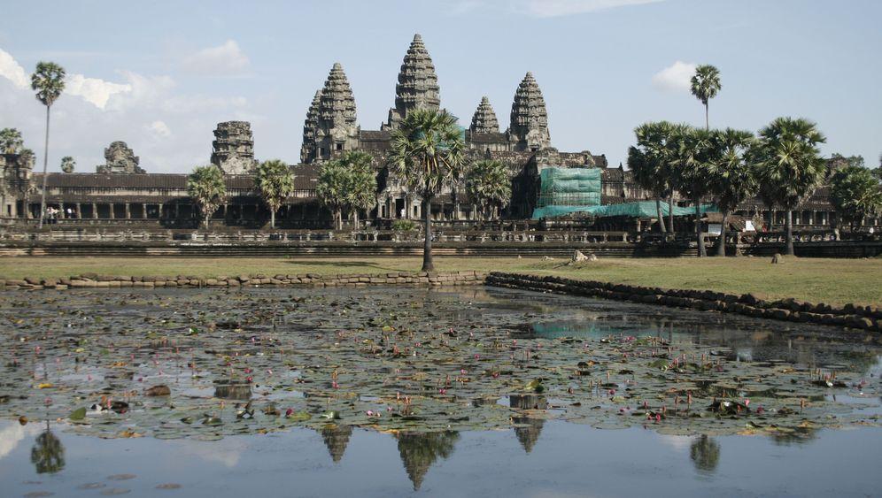 Banteay Chhmar: Geheimnisvoller Tempel als Mega-Puzzle