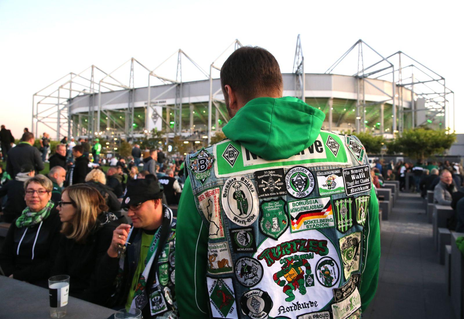 Borussia Moenchengladbach v Wolfsberger AC: Group J - UEFA Europa League