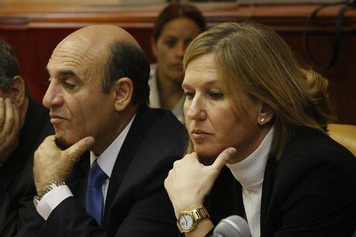 Kandidaten Mofas, Livni: Wer wird der Nachfolger von Premier Olmert?