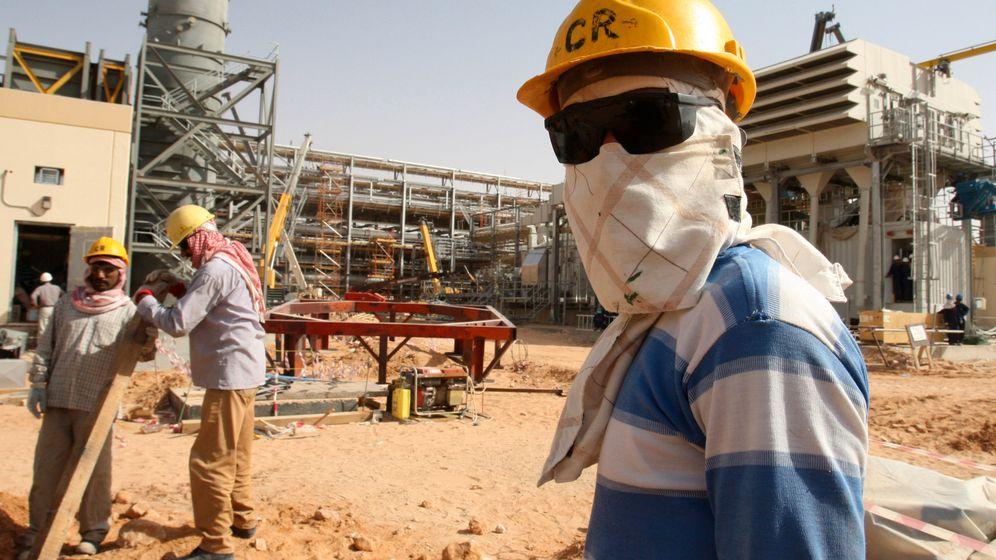 Öl-Taktik der Saudis: Schwarzes Gold zum Schleuderpreis