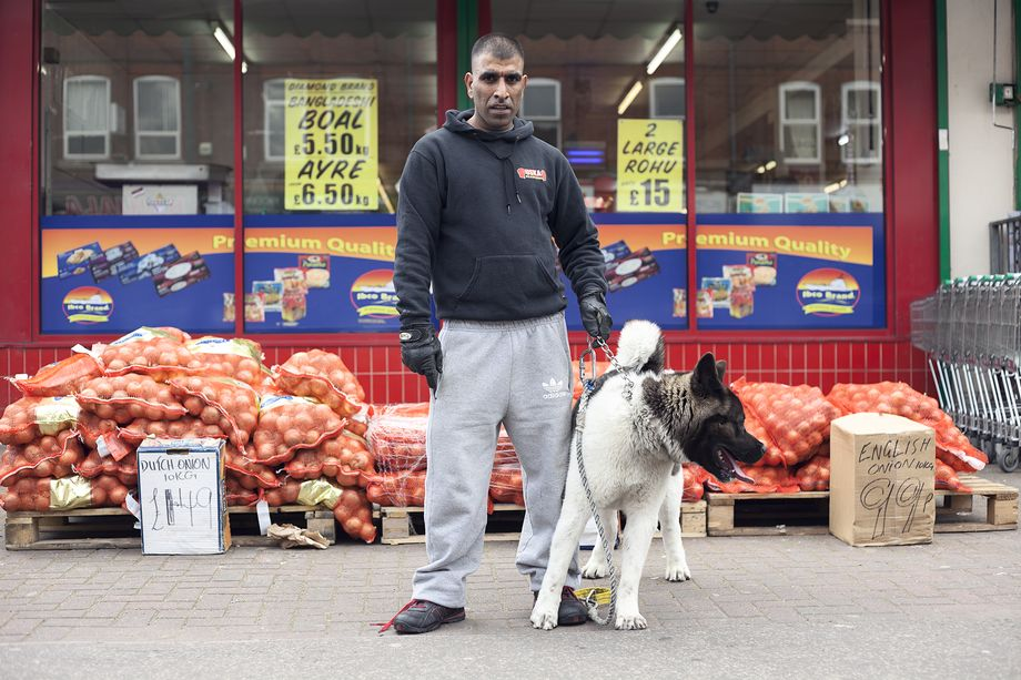 Muslime In England