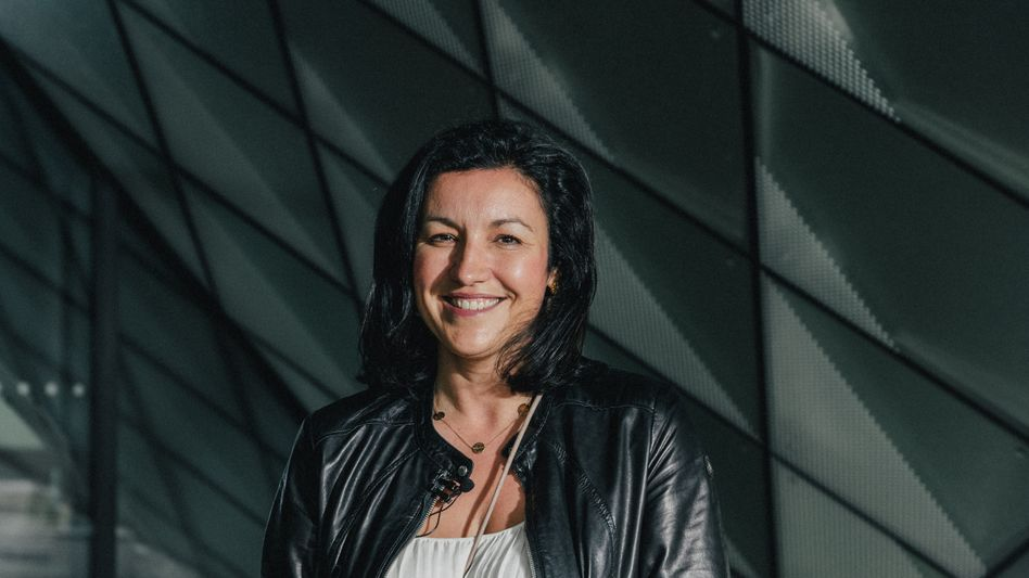 Digitalisierungspolitikerin Bär am Museum Futurium: »Ich kann am allerwenigsten mit Leuten anfangen, die null Komma null Ehrgeiz haben«