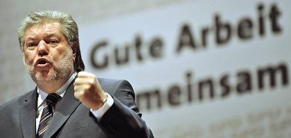 SPD-Chef Beck: Massive Vorwürfe gegen die Grünen