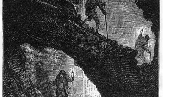Hohlwelt-Theorien: Von unterirdischen Engeln und Erdkern-Zugvögeln