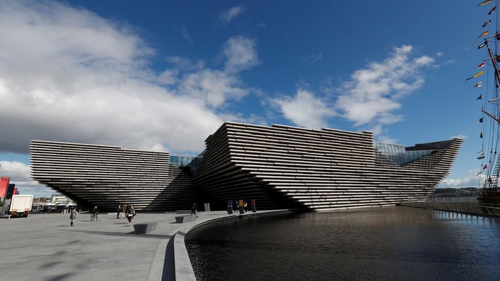 V & A Museum in Dundee