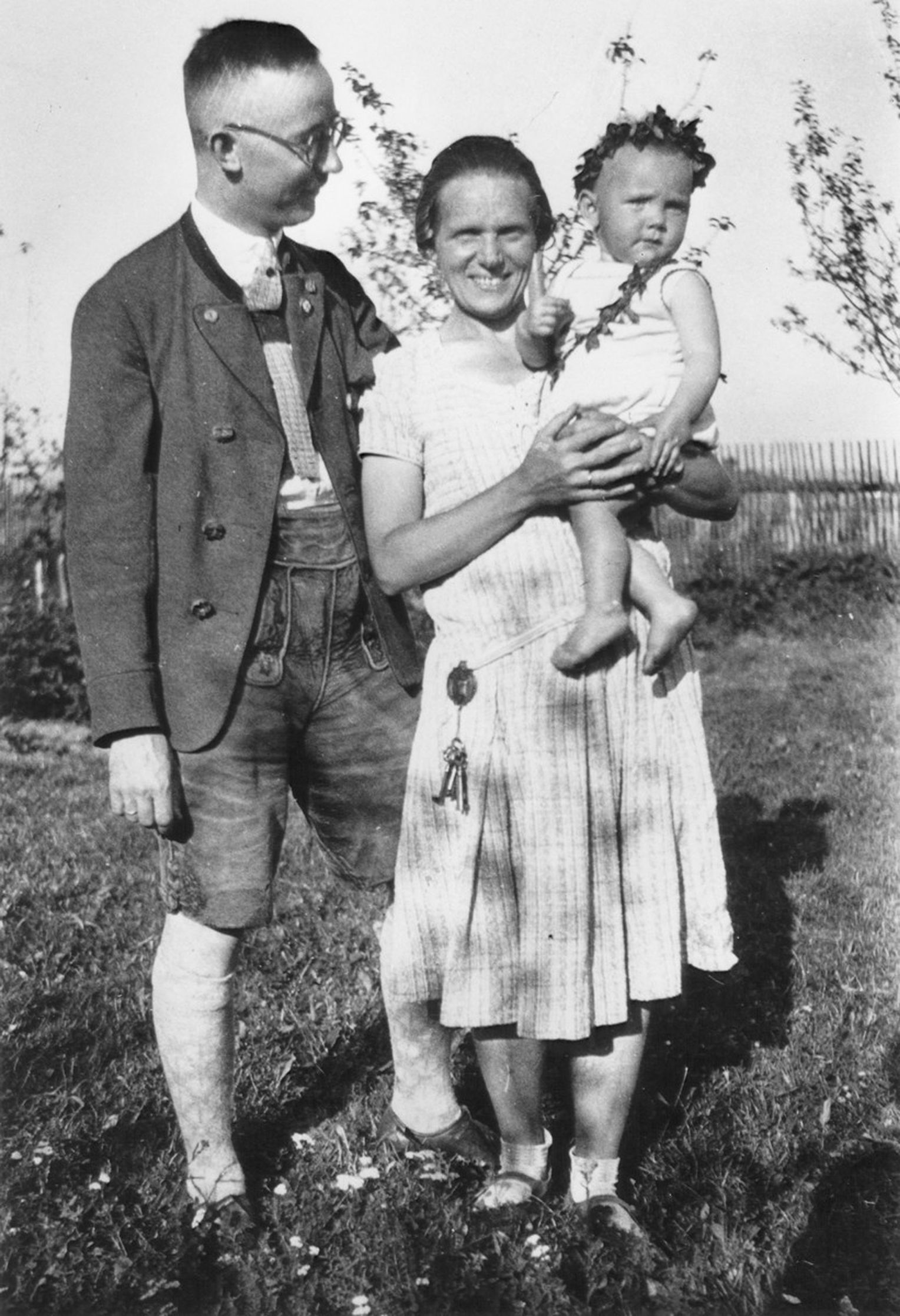 Heinrich Himmler Tochter