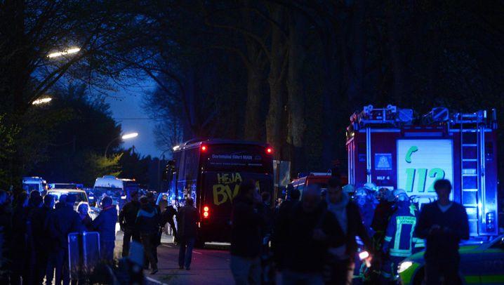 Prozessauftakt in Dortmund: Der Anschlag auf den BVB-Bus