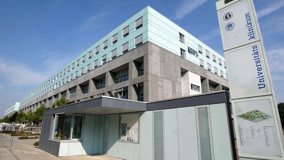 Uniklinik in Magdeburg (Archivbild)