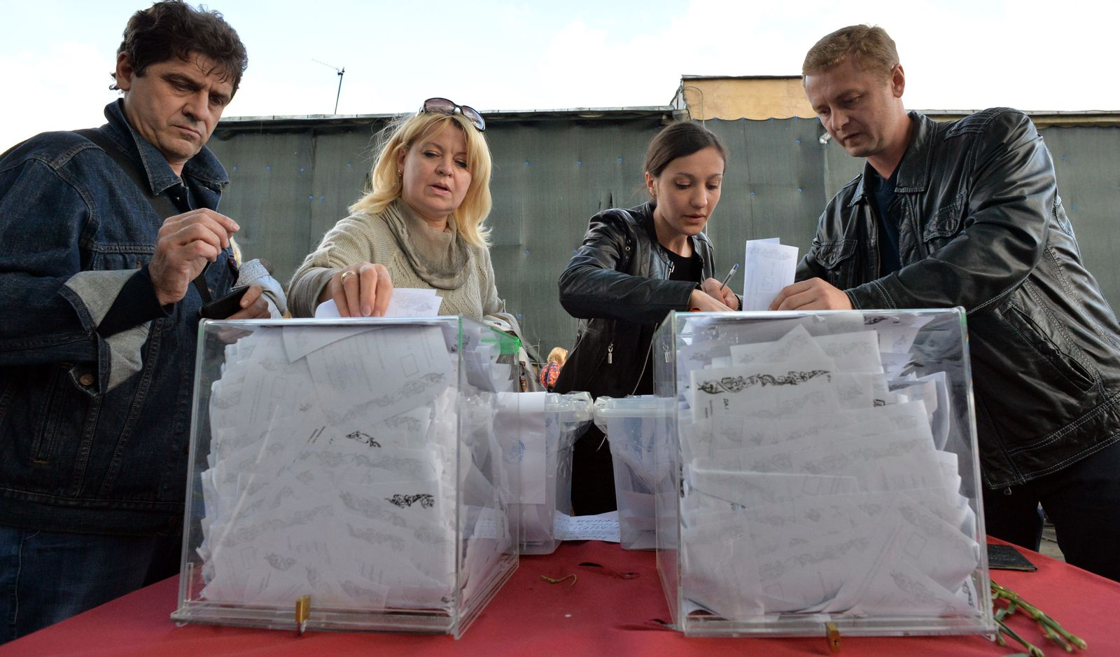 Ukraine/ Wahl