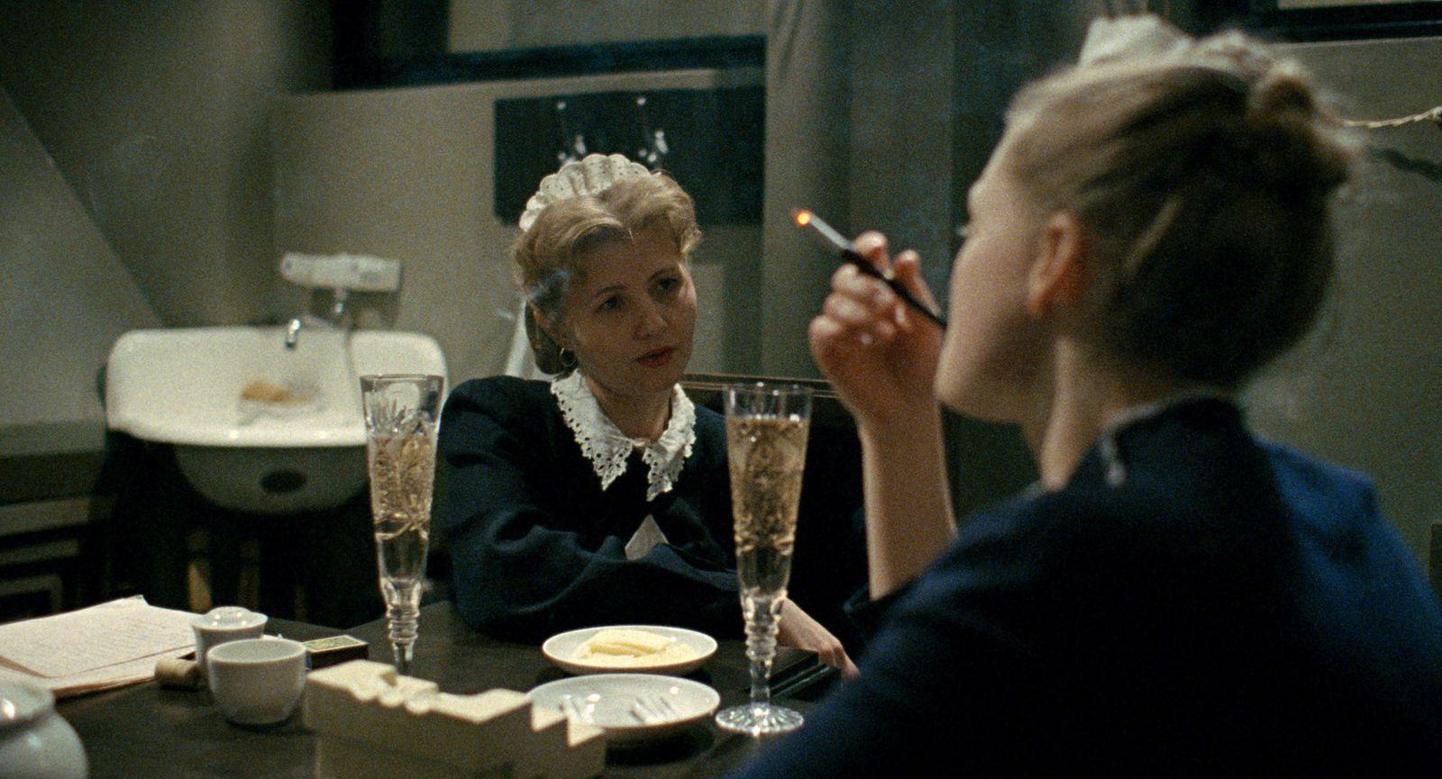 Berlinale/ Dreier/ Schwarz-weiß-Filme