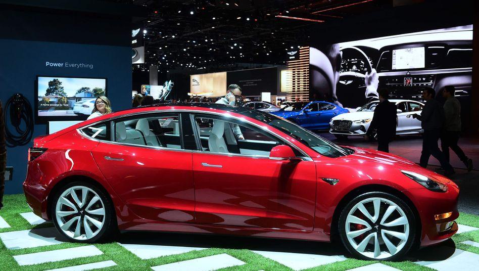 Bewerbung Bei Tesla Ig Metall Ostbrandenburg