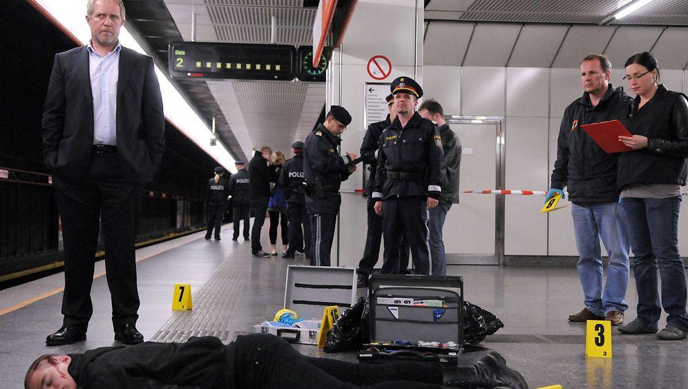 """Tatort"" mit Harald Krassnitzer: Blutlachen im U-Bahntunnel"
