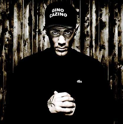 Bushido is topping the German charts with his gangsta rhymes.