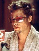 Brad Pitt (Tyler Durden) schlägt sich gut