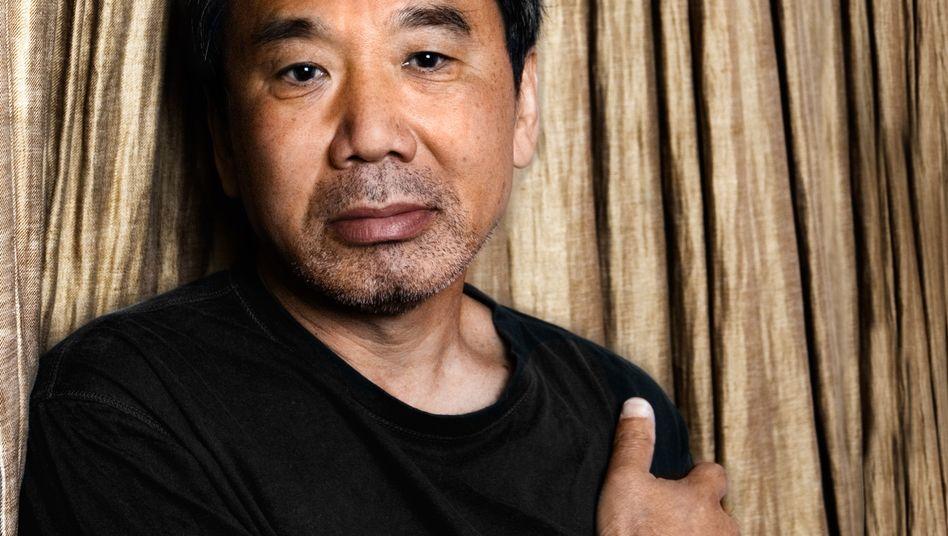 """Autor Murakami: """"Ich denke nicht darüber nach, ob ich eine besondere Begabung habe"""""""