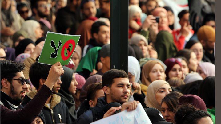Proteste in Algerien: Aufruhr in Algier