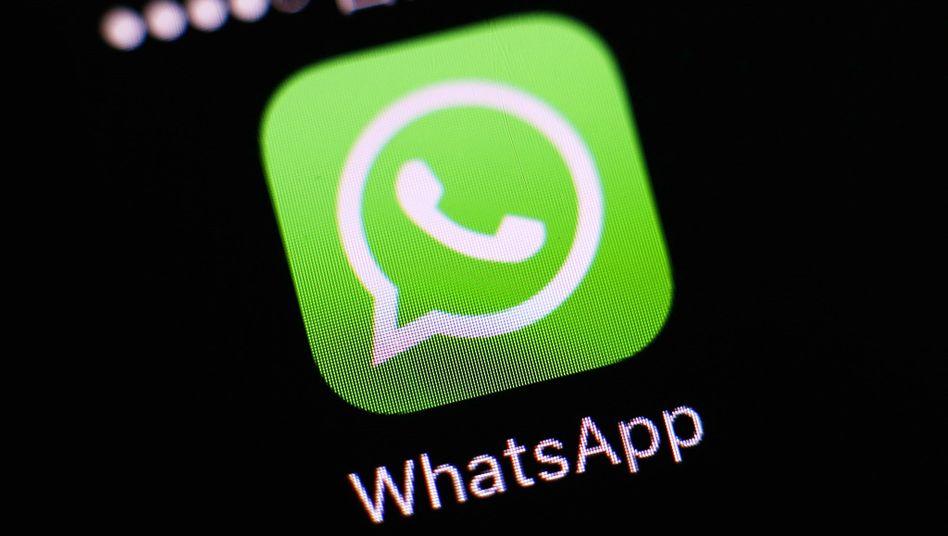 Massive Störungen mein Nachrichtendienst Whatsapp