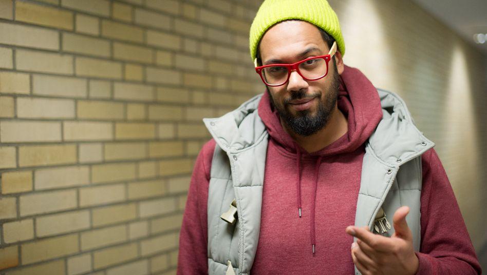 Samy Deluxe: Im Supermarkt mehr Rassismus als in der Musikindustrie