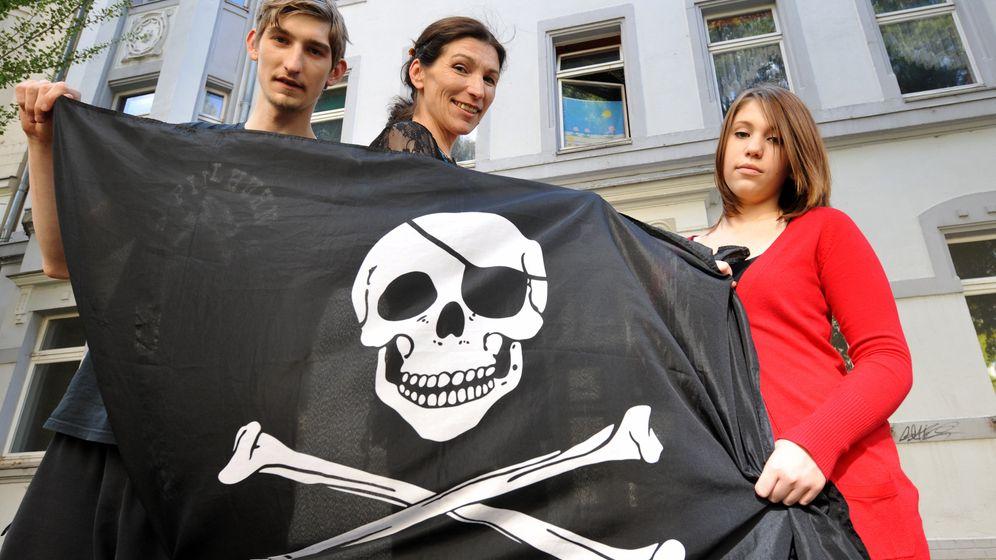 Chemnitz: Sieg für Mieter im Piratenflaggen-Streit
