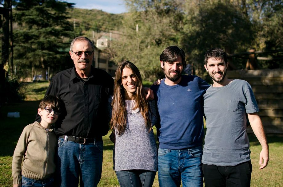 Marcela Solsona Síntora traf ihren Vater und ihre Brüder erst nach mehr als 40 Jahren