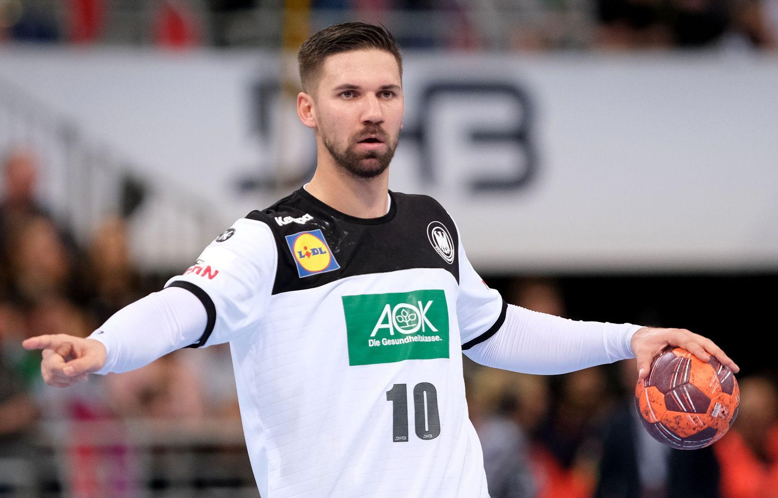 Fabian Wiede Handball