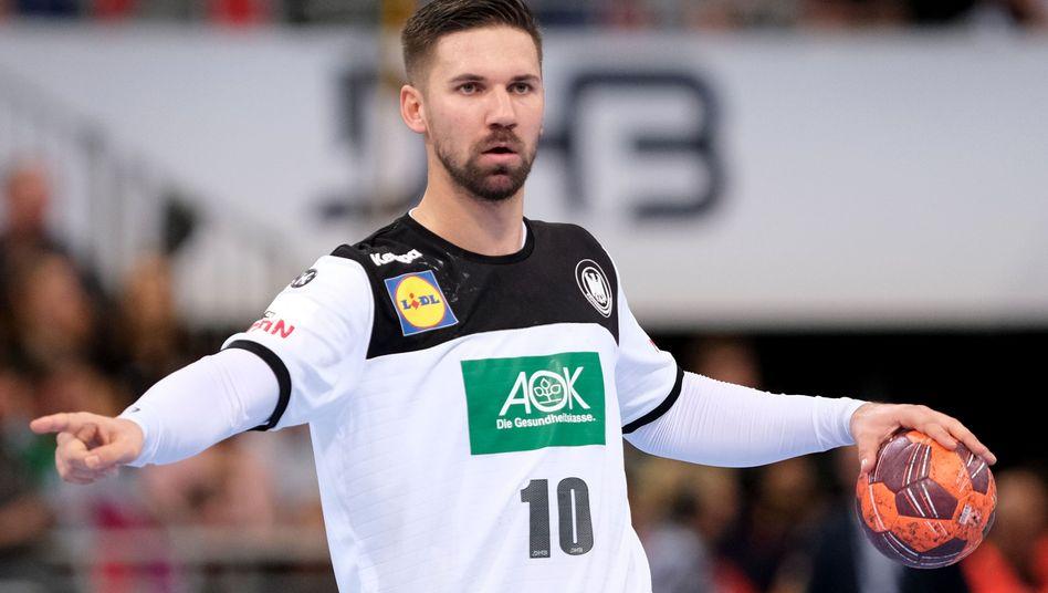Fabian Wiede muss sich an der Schulter operieren lassen