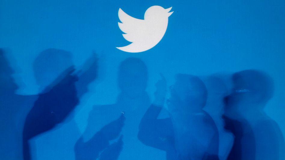 Twitter-Logo: Stummschaltfunktion freigegeben