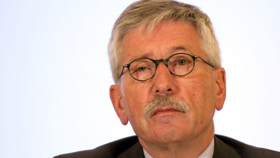 """Bestsellerautor und Ex-Politiker Thilo Sarrazin: Entschädigung von der """"taz"""""""