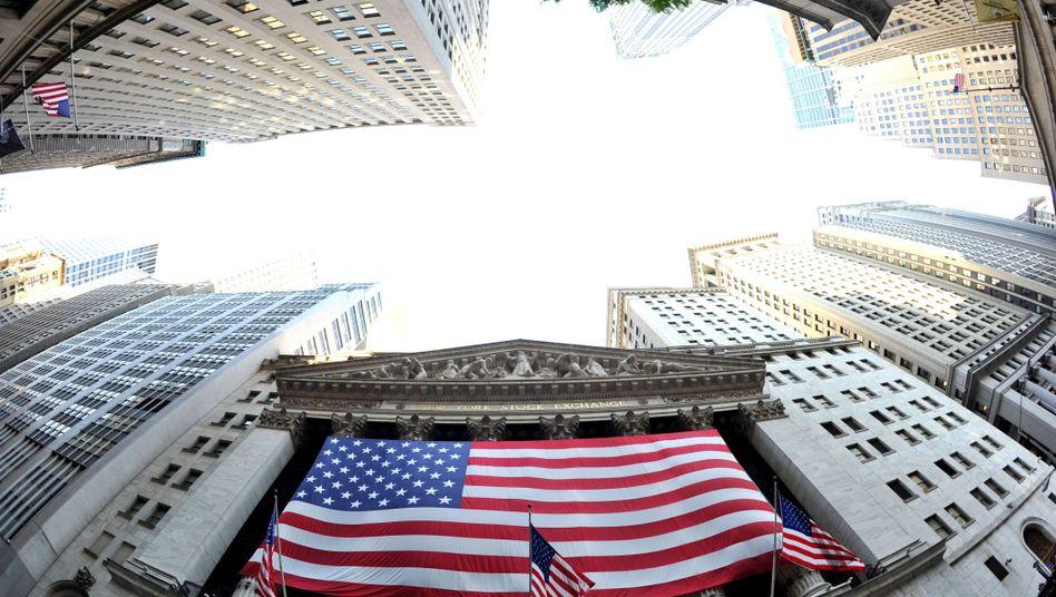 New Yorker Börse: Roland Berger wirbt für eine europäische Konkurrenz-Agentur