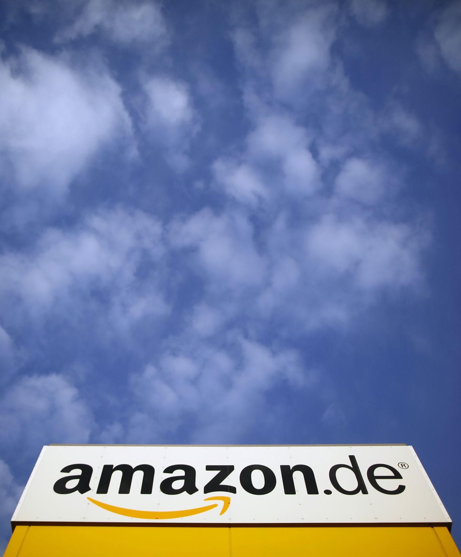 Amazon Firmenlogo