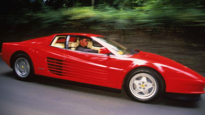 Urteil: Ferrari verliert Kultmarke Testarossa