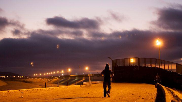 US-mexikanische Grenze: Wüstenmonument des Scheiterns